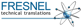 FRESNEL Technical Translations